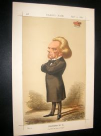 Vanity Fair Print 1869 Duke of Argyll